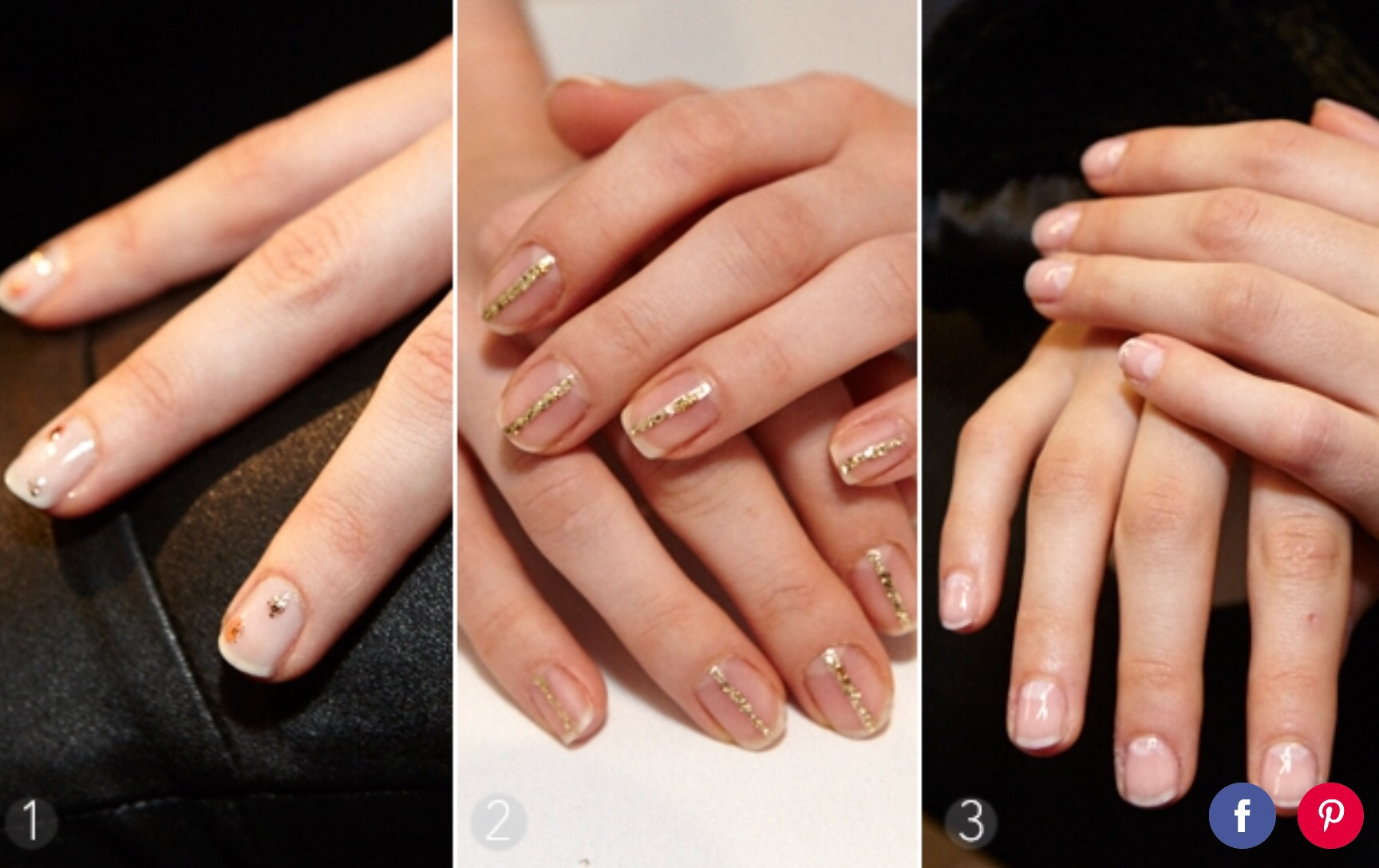 3 New Bridal Nail Ideas From New York Fashion Week. Do You