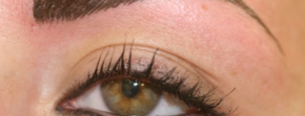 Semi permanent makeup by Tace Butterfield
